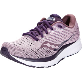 saucony Ride 13 Schuhe Damen blush/dusk